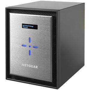 その他 NETGEAR Inc. Eコマース限定モデル ReadyNAS 526X 6ベイデスクトップ型ネットワークストレージ(ディスクレスモデル) 10GBASE-T×2 ds-2068255