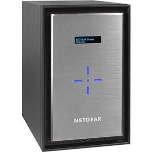 その他 NETGEAR Inc. Eコマース限定モデル ReadyNAS 528X 8ベイデスクトップ型ネットワークストレージ(ディスクレスモデル) 10GBASE-T×2 ds-2068256