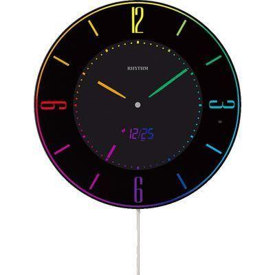 リズム時計 Iroria A(黒) 8RZ197SR02