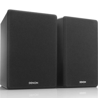 DENON スピーカーシステム(ブラック) SC-N10(BK)【納期目安:1週間】