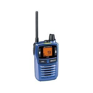 その他 モトローラ CL40 ブルー 特定小電力トランシーバー IP57防水 免許資格不要【代引不可】 ds-2071690