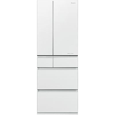 パナソニック 6ドアパーシャル搭載冷蔵庫(500L・フレンチドア) マチュアホワイト NR-F504HPX-W【納期目安:約10営業日】