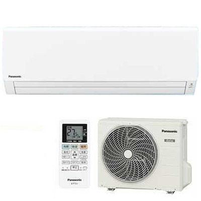 パナソニック インバーター冷暖房除湿エアコン【エオリア】主に14畳用単相200V(クリスタルホワイト) CS-408CF2-W