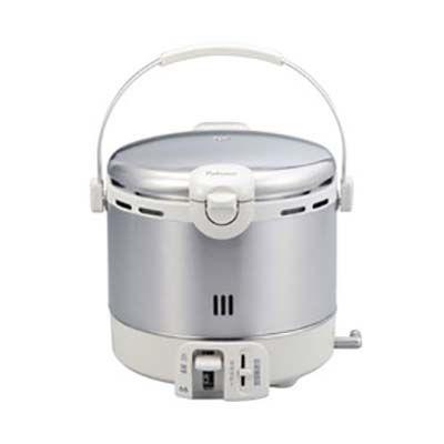 パロマ ステンレスタイプ ガス炊飯器 (1合~5合) (プロパンガス用LPG) PR-09EF-LP