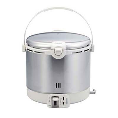 パロマ ステンレスタイプ ガス炊飯器(2合~10合) (プロパンガス用LPG) PR-18EF-LP