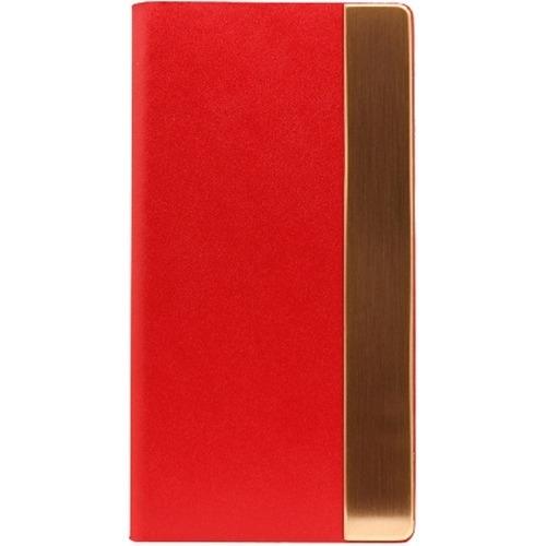 ロア・インターナショナル エスエルジーデザイン iPhone6s/6 カーフスキンメタル レッド SD6672iP6S 1コ入 4580492316729【納期目安:3週間】