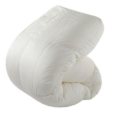 西川産業 東京西川 羽毛布団 ダブル カプセルドーム形状 ホワイト KA28288073W 1枚入 4976008630012【納期目安:2週間】