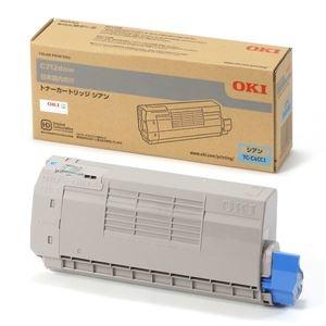 その他 【純正品】 OKI TC-C4CC1 トナーカートリッジ シアン ds-2081834