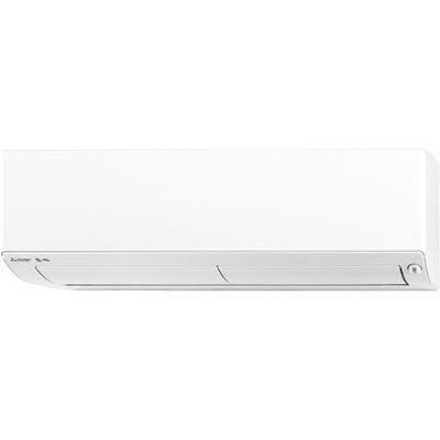 三菱電機 自動掃除機能付コンパクト暖房強化モデルエアコンXDシリーズ(ピュアホワイト) (主に18畳) MSZ-XD5619S-W