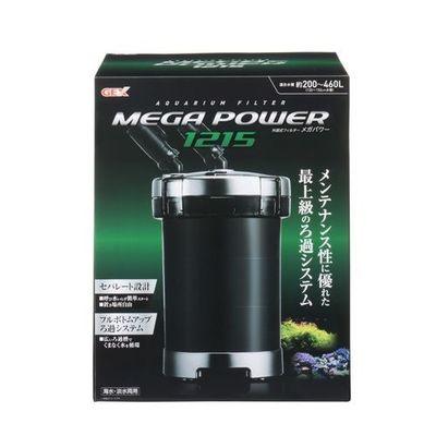 GEX(ジェックス) メガパワー1215 1コ入 4972547019950【納期目安:2週間】
