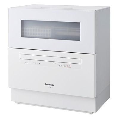 パナソニック 食器洗い乾燥機 (ホワイト) NP-TH2-W