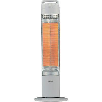 コロナ すぐに暖まる、赤外線カーボンヒーター【マイコン式 10段階制御】スリムカーボン CH-C98-H
