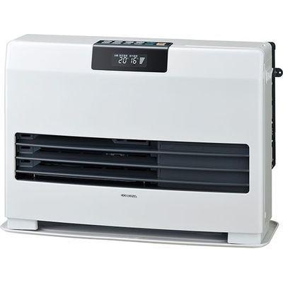 コロナ FF温風式暖房機 WGシリーズ 標準タイプカートリッジタンク式【木造11畳/コンクリート17畳】 FF-WG40YA-W