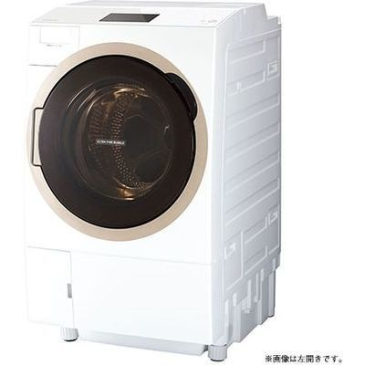 東芝 ドラム式洗濯乾燥機 「ZABOON」 (洗濯12.0kg /乾燥7.0kg・右開き) (グランホワイト) TW-127X7R-W【納期目安:約10営業日】