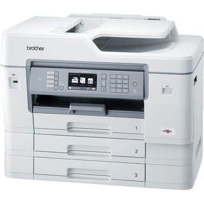 ブラザー <PRIVIO>プリンター複合機 MFC-J6999CDW(4色独立インクジェット/LAN/W-LAN/USB2.0/A3/プリンター/スキャナー/コピー/FAX/3段給紙トレイ) MFC-J6999CDW【納期目安:追って連絡】