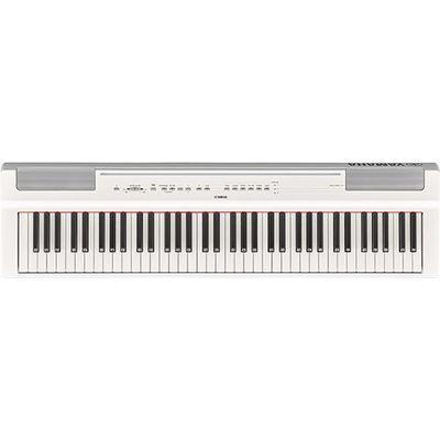 ヤマハ 電子ピアノ ホワイト P-121-WH【納期目安:約10営業日】