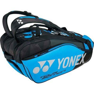 ヨネックス ヨネックス ラケットバッグ9 リュック付 テニス9本用 インフィニットブルー BAG1802N 1コ入 4550086022077【納期目安:2週間】