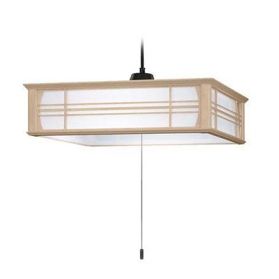 日立アプライアンス LED和風木枠ペンダントライト~8畳 LEP-CA800EJ 1台 4902530107944【納期目安:2週間】