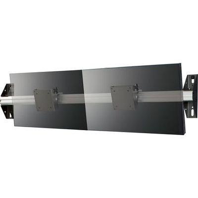 オーロラ 小型用横2面壁面ハンガー AFHM-S115M2