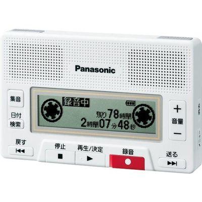 パナソニック ICレコーダー ホワイト 1台入 ホワイト RR-SR350-W 1台入 4549980001967 RR-SR350-W【納期目安:2週間】, オンラインパック:cd1920b9 --- kutter.pl