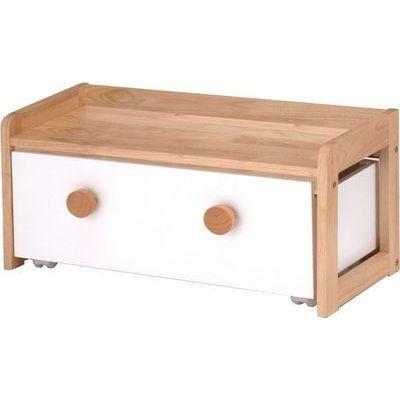 市場(Marche) キッズBOXテーブル (ナチュラル) KDT-2402-NA