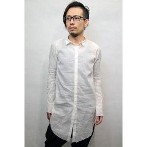 その他 lien ワンピースアームロングシャツ WHITE サイズ46【代引不可】 ds-2094504