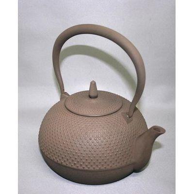 池永鉄工 南部鉄瓶 梔子1.2L (茶) 4906018116176