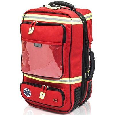 日進医療器 エリートバッグ EB呼吸器系用救急バッグ EB02-006 1セット 4955574967050【納期目安:2週間】