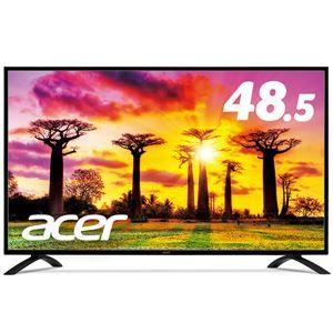 その他 Acer 48.5型ワイド液晶ディスプレイ EB490QKbmiiipfx(IPS/半光沢/3840x2160/4K/16:9/300cd/m2/100000000:1/4ms/ブラック/HDMI(HDCP2.2対応)/ミニD-Sub15ピン/DisplayPort) ds-2092891