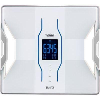 タニタ 体組成計 インナースキャンデュアル (ホワイト) RD-909-WH【納期目安:約10営業日】