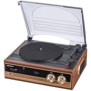 その他 オーム電機 レコードプレーヤーシステム RDP-B200N ds-2099793
