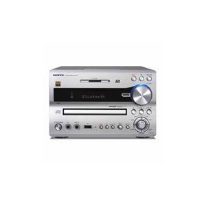 その他 ONKYO ハイレゾ対応CD/SD/USBレシーバー(シルバー) NFR-9TX-S ds-2099824