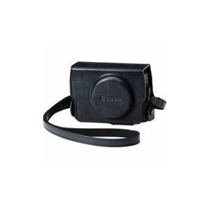 その他 Canon PowerShot G7 X Mark II用 ソフトケース ブラック CSC-G8BK CSC-G8BK ds-2100942