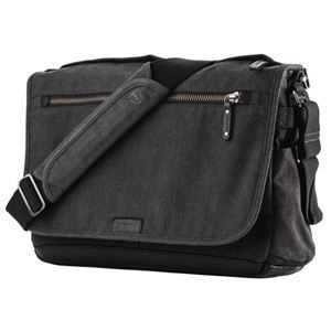 【送料無料】TENBA Cooper 15 Slim Camera Bag Grey Canvas V637-406 (ds2101166) その他 TENBA Cooper 15 Slim Camera Bag Grey Canvas V637-406 ds-2101166