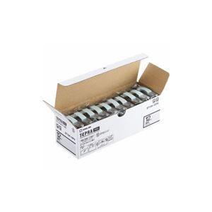 その他 キングジム ST12K-10PN テプラPROテープ エコパック 透明 黒文字 12mm幅 8m 10個入 ds-2104113