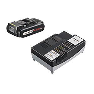 パナソニックエコソリューション 14.4V LS電池パック・充電器セット EZ9L45ST