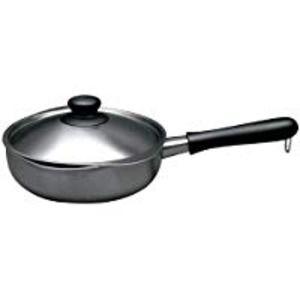 その他 柳宗理(YanagiSori) ステンレス・アルミ三層鋼 片手鍋(つや消し) 22cm ds-2095041