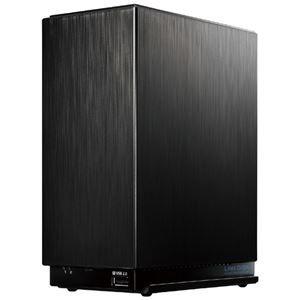 その他 アイ・オー・データ機器 デュアルコアCPU搭載 2ドライブ高速ビジネスNAS 8TB ds-2067751