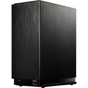 その他 アイ・オー・データ機器 長期3年保証&ウイルス対策ソフト3年分ライセンス付き小規模オフィス・SOHO向け超高速2ドライブビジネスNAS「LAN DISK A」 6TB 便利な引っ越し機能付 HDL2-AA6W ds-1891503