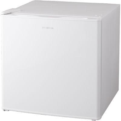 アイリスオーヤマ 冷蔵庫 42L 左開き ホワイト AF42L-W【納期目安:1週間】