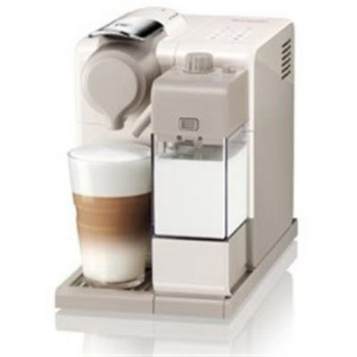 ネスレ ネスプレッソ カプセル式コーヒーメーカー 「ラティシマ・タッチ プラス」 ホワイト F521-WH【納期目安:約10営業日】