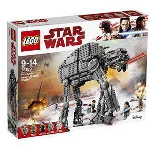 その他 レゴジャパン 75189 レゴ(R)スター・ウォーズ ファースト・オーダー ヘビー・アサルト・ウォーカー 【LEGO】 ds-2112034