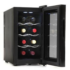 その他 SunRuck 8本収納 ノンフロン電子式ワインセラー ワイン庫 SR-W208K ds-2112863