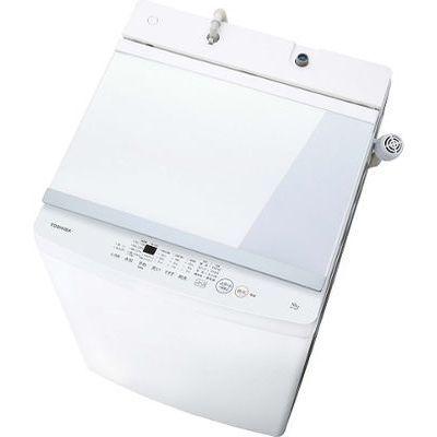 東芝 全自動洗濯機(ピュアホワイト) AW-10M7-W