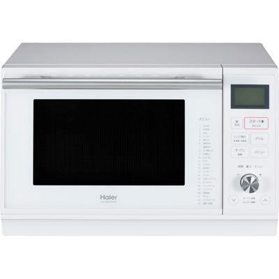 ハイアール 温度むらを抑えた本格250℃オーブン(ホワイト) JM-KNFVH25B-W【納期目安:1週間】