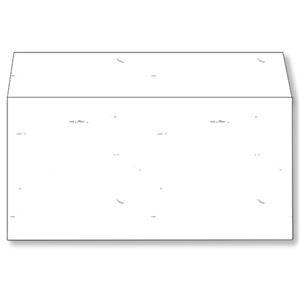 その他 (まとめ) 長門屋商店 和み紙封筒 DL(洋形)105g/m2 しろ 徳用 ナフ-351 1パック(50枚) 【×5セット】 ds-2114803