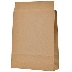 その他 TANOSEE 宅配袋 小 茶封かんテープ付 1セット(400枚:100枚×4パック) ds-2114984