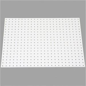 その他 光 パンチングボード フレーム付(約450×600mm) 白 PGBD406-2 1セット(5枚) ds-2116559