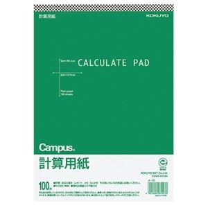 その他 コクヨ キャンパス 計算用紙(無地)250×177mm 上質紙 薄口 100枚 メ-12N 1セット(60冊) ds-2117833