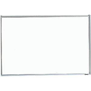 その他 TRUSCO壁掛スチールホワイトボード(粉受付) 900×600mm GH-122 1枚 ds-2118327